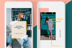 Free Minimal Fashion Instagram Stories Free Instagram, Instagram Posts, Instagram Story Ideas, Insta Ideas, Advertising And Promotion, Instagram Post Template, Story Template, Sale Poster, Photo Look