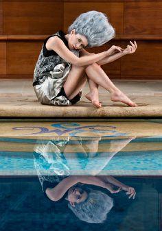 SilverySkirt Gabrielladeplano Fashion Design - StrCturEs SS 2014