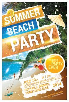 invite flyer