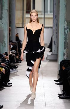 Frill and Cage: Balenciaga by Nicholas Ghesquiere
