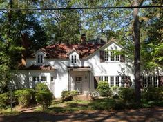 SOLD AS IS. Rare opportunity to own a piece of history close to downtown Southern Pines! This unique home, built in 1920, boasts with architectural detail and has lots of potential. Great investment property! Hardwood floors throughout the entire home. Master bdrm & office each have their own brick fireplaces. Very large gas fireplace in the the over-sized living room with french doors leading to both the formal dining and kitchen. Upstairs has a deep cedar hall closet, 2 bdrms plus a bonus…