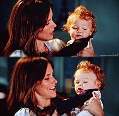 Brooke as a mom♡