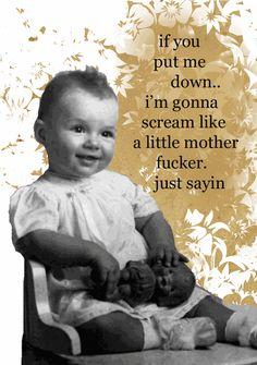 Bundle of Joy Ephemera Magnet (www.erinsmith.com).