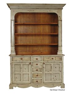 Solid wood bookcase, cabinet, high end furniture