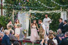 How We: Planned A $10K Backyard Wedding In Seventeen Days A Practical Wedding: Blog Ideas for the Modern Wedding, Plus Marriage