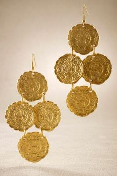 Treasure Trove Earring from Soft Surroundings