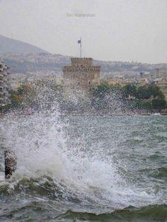Η Θεσσαλονίκη του Teo Karanikas