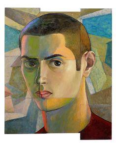 Nenko Balkanski - self portrait