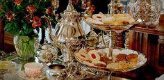 Ballastone Inn Savannah-Afternoon Tea