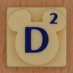 Letter D - for frames. OMG what an awesome hidden Mickey to have in Ryder's room
