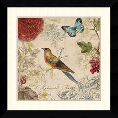 <li>Artist: Aimee Wilson</li> <li>Title: Nature's Rhapsody</li> <li>Product type: Framed Art Print</li>