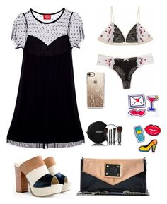 """""""Untitled #129"""" by micaelagrau on Polyvore featuring Chanel"""