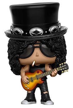 Funko – 51 – Pop – Guns 'N' Roses – Slash: Figurine collection Pop Cet article Funko – 51 – Pop – Guns 'N' Roses – Slash est apparu en…