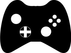 game on controllers clip art video game clipart gamer printable rh pinterest com xbox game controller clipart game controller clip art download