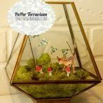 Paper Terrarium Tutorial » The Paper Mama