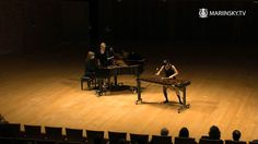 The Golden Age of the Xylophone. Valery Gergiev presents young musicians from Yugra. Arrangement -- Floyd Werle Maria Lelikhova (xylophone) Pavel Zubov (piano)
