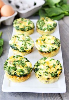 Mini Frittata Muffins