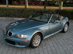 Auto Haus of Fort Myers is offering this Florida Owned, Recently Serviced & Inspected, 2002 BMW Z3 2.5i Roadster with only 85k Miles for $12,900. It comes nicely equipped with a Atlanta Blue Metallic Exterior, Beige Leather Interior, 2.5L Inline-6, Automatic Transmission, Premium Package (Power Convertible Top, Wood Interior Trim, Leather Upholstery), Sports Package  & Much More. Call Auto Haus of Fort Myers at 239-337-HAUS (4287) or visit www.autohausfm.com