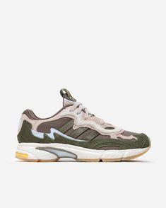 cd05ee94eaf Adidas Originals St. Alfred x Temper Run BD8043 | White/Brown | Footwear -