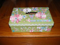 Our valentines day box 2012
