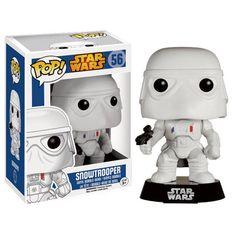 Funko Pop! Movies: Star Wars # 56 - Snowtrooper  (Walgreens Exclusive)
