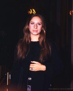 """"""" Barbra Streisand. """""""