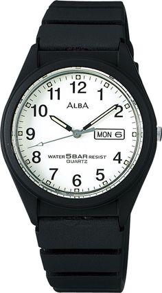 Amazon.co.jp: [アルバ]ALBA 腕時計 スポーツウオッチ APBX087: 腕時計通販