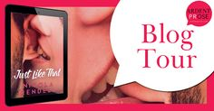 Blog Tour  Just Like That by Nicola Rendell  Amazon  iBooks  B&N  Kobo  I bet I can untangle you.  At an airport baggage claim Penny Darling looks up from her knotted mess of ear buds to find the sexiest hunk of man shes ever seen. Hes got a military haircut a scar through his eyebrow and hes rocking a pastel pink dress shirt like only a real man can. But Penny is on a man-free diet so she leaves the airport without succumbing to his delicious double-entendresor his dreamy dimples.  PI Russ…
