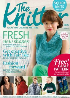 【转载】The Knitter № 48 2012 - 木棉花的日志 - 网易博客