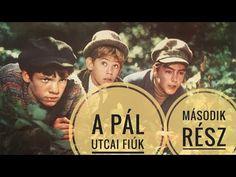 A Pál utcai fiúk 2. rész - teljes film magyarul / port.hu 9,4 / - YouTube Youtube, Musica, Youtubers, Youtube Movies