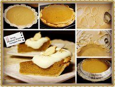 Molasses Kissed Pumpkin Pie