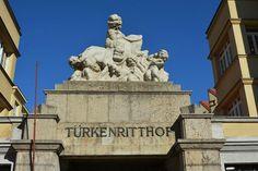 Türkenritt Hof Vienna Vienna, Most Beautiful Pictures, Cities, Red, City