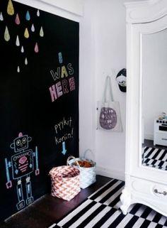 blackboard-indretning-boernevaerelse-bolig-pigevaerelse-tavlelak-tavlevaeg