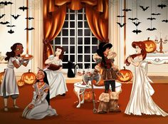 Would you attend the Disney Halloween party