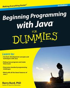 One of the most popular beginning programming books, now fully updated Java is a popular language for beginning programmers, and earlier editions of this fun and friendly guide have helped thousands get started. Now fully revised to cover recent . Basic Computer Programming, Java Programming Language, Computer Technology, Best Kindle, Beginner Books, Computer Internet, Books For Teens, Video Photography, Digital Photography