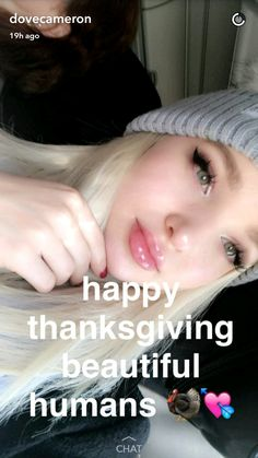 Happy late thanks giving!