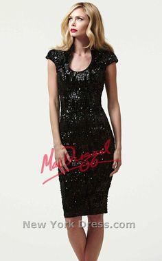 Mac Duggal 76640R Dress - NewYorkDress.com
