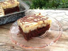 Bananen-Schoko-Kuchen mit Pudding, ganz einfach