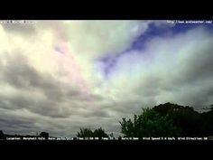 Adelaide weather time Lapse  Sat 26 03 2016