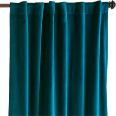 Contemporary Basemen - February 22 2019 at Teal Curtains, Modern Curtains, Velvet Curtains, Basement Paint Colors, Basement Inspiration, Curtain Inspiration, Room Inspiration, Basement Makeover, Teal Walls
