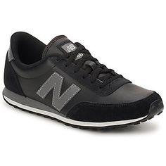 premium selection b32be 169fe New Balance U410 Black   Grey New Balance 410, Cheap New Balance, Red Shoes