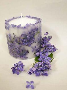 Además de ser una #vela preciosa seguro que es #aromática. #velas