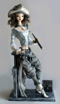 Dolls by Anna Fadeeva - Google Search