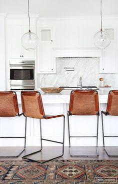 Minimalist Leather Furniture