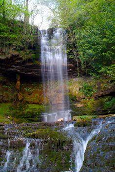 Glencar  Waterfall . Co. Leitrim     Photographer: Eunan Sweeney (2013) Central America, South America, Mountain Waterfall, Love Ireland, Donegal, Northern Ireland, Irish, Explore, Waterfalls