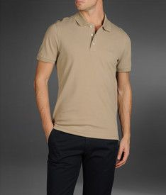 Short-sleeved polo Price: $100,00