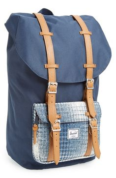 Herschel Supply Co. 'Little America' Canvas Backpack available at #Nordstrom