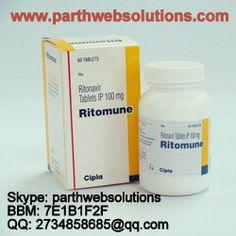 Norvir Tablets, Ritomune (Ritonavir Tablets)