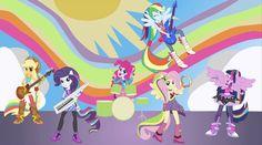 My Little Pony Friendship Is Magic Equestria Girls Rainbow Rocks