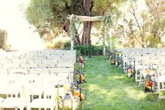 Garden Wedding Venue in Calabasas